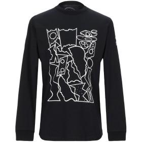 《期間限定セール開催中!》COMMUNE DE PARIS 1871 メンズ T シャツ ブラック XS コットン 100%