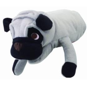 ボンビアルコン (Bonbi) 犬用おもちゃ アニマルミトン ラブドッグ パグ
