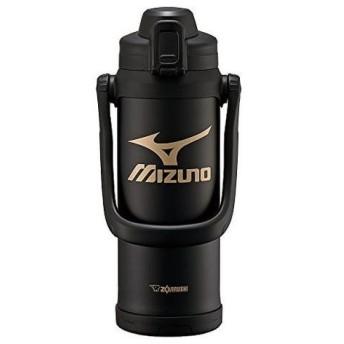 象印 ZOJIRUSHI ミズノ水筒 直飲み スポーツタイプ ステンレスクールボトル 2.0L ブラック SD-BX20-BA