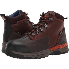 [ティンバーランド] メンズブーツ・靴 Downdraft 6 Brown Full Grain Leather 12 (30cm) D - Medium [並行輸入品]