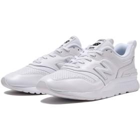 (NB公式)【ログイン購入で最大8%ポイント還元】 ユニセックス CM997H DW (ホワイト) スニーカー シューズ 靴 ニューバランス newbalance