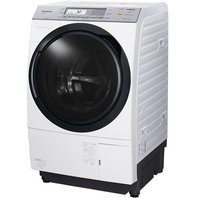 パナソニック ドラム式 洗濯機 洗濯11kg 11キロ NA-VX8700L-W 温水泡洗浄 乾燥6kg 左開き