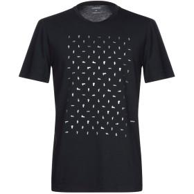《期間限定セール開催中!》DONDUP メンズ T シャツ ダークブルー XL コットン 100%