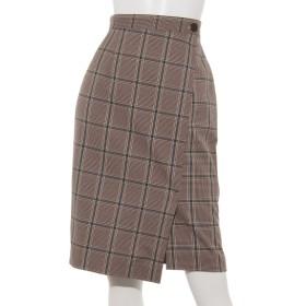 70%OFF Doux archives (ドゥアルシーヴ) 巻き風スカート BEIGE