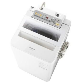 全自動洗濯機 NA-FA70H3-W パナソニック 洗濯7kg 乾燥2kg 全自動洗濯機 ホワイト