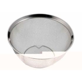 アクアスプラッシュ ステンレス製 ボール型 ザル[H-9116](18cm)