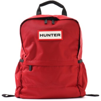 HUNTER HUNTER/ハンター ORIGINAL NYLON BACKPACK リュック・バッグパック,レッド