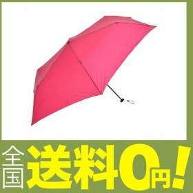 Nifty Colors(ニフティカラーズ) 折りたたみ傘 ローズピンク サイズ/約48cm×約91cm