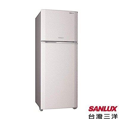 SANLUX 台灣三洋 310L雙門 電冰箱  省電 直流變頻 環保 美背 SR-B310BV