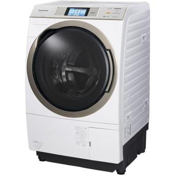 パナソニック ドラム式 洗濯機 洗濯11kg 11キロ NA-VX9700R-W ナノイー 乾燥6kg 右開き