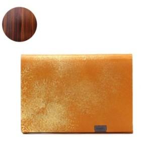 (GALLERIA/ギャレリア)所作 財布 SHOSA ショサ 二つ折り財布 雲母 きらら 1.0 SHORT WALLET 1.0 日本製 限定 sho-sh1c-kirara/ユニセックス キャメル