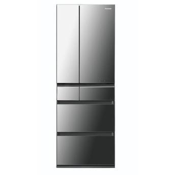 パナソニック 6ドア冷蔵庫 500L NR-F503HPX-X オ二キスミラー