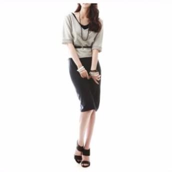 レディース ファッション 女性 かわいい レイヤード シャツ コンビネーション ワンピース 大人カジュアル 夏 外出 アウトドア