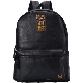 刺繍は、静かなショルダーバッグストリート風学生のコンピュータバッグ旅行 通勤 大容量バックパックを避けます