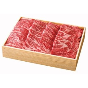 鳥山畜産食品 【群馬】赤城牛カルビ焼肉 300g