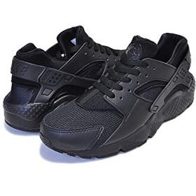 [ナイキ] スニーカー エア ハラチ レディース HUARACHE RUN(GS) TRIPLE BLACK black/black-black 654275-016 スニーカー ガールズ ウィメンズ ALLBLACK 23cm(US4Y) [並行輸入品]