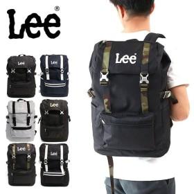 Lee リー バッグ リュック リュックサック 25L B4サイズ million 320-4800 デイパック 通学
