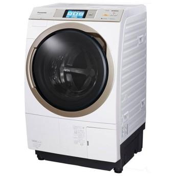 パナソニックドラム式洗濯機 NA-VX9700L-W 乾燥 左開き 11.0kg