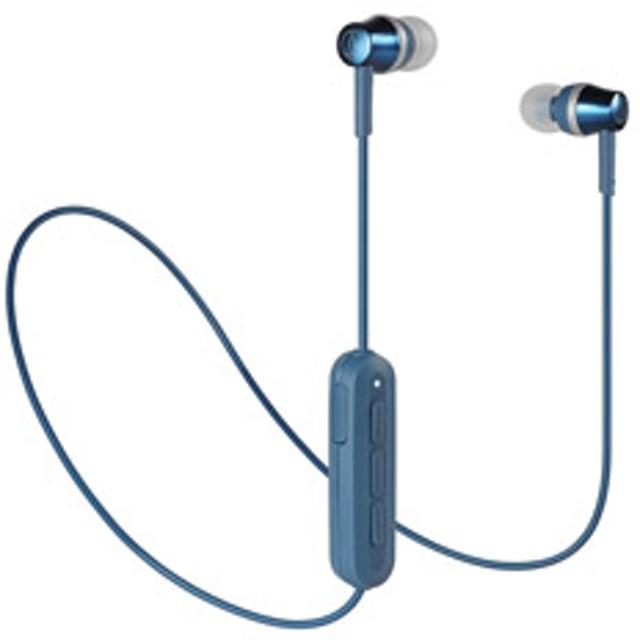 Bluetoothイヤホン ブルー ATH-CKR300BT BL