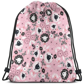 スウィートシープ_210 ショルダーバッグ婦人ファッションバックパック巾着旅行靴ダスト収納袋