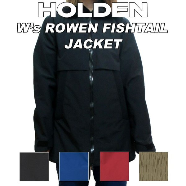 19 20 HOLDEN ホールデン ウェア ROWEN FISHTAIL JACKET