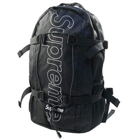 SUPREME シュプリーム 18AW Backpack バックパック 黒 フリー 並行輸入品