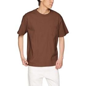 [ウィゴー] WEGO USA コットン 綿 クルー ネック ポケット T シャツ 半袖 M メンズ