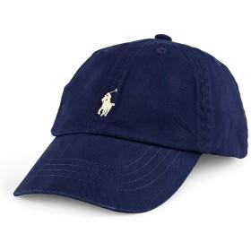 (ポロ ラルフローレン) Polo Ralph Lauren 323552489 CAP キャップ ブリムキャップ クラシック ポニー ベースボール キャップ キッズ 小さめ 浅め (004(NWT NVY)) [並行輸入品]