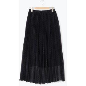【5,000円以上お買物で送料無料】ランダムプリーツスカート