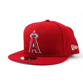 NEW ERA (ニューエラ) キャップ MLB スナップバック 9FIFTY アメリカンリーグ アナハイム エンゼルス Anaheim Angels