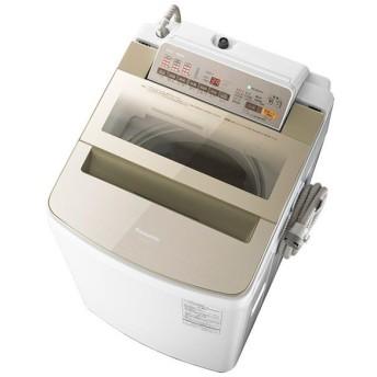 パナソニック 縦型洗濯機 NA-FA100H3-N 全自動 洗濯10kg 乾燥2kg