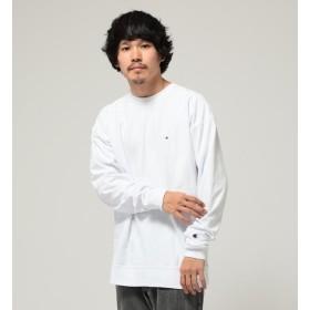 【ビームス メン/BEAMS MEN】 Champion × BEAMS / 別注 リバースウィーブ ロングスリーブ Tシャツ