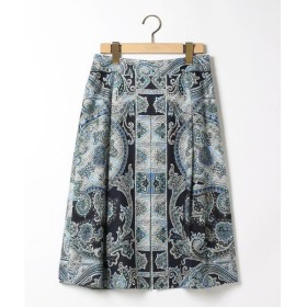 SCAPA ビンダピースペイズリースカート