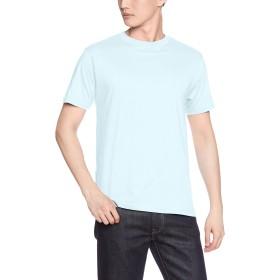 [プリントスター] 半袖 4.0オンス ライト ウェイト Tシャツ 00083-BBT [メンズ] ライトブルー 150cm (日本サイズ150相当)