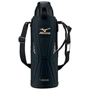 象印 ZOJIRUSHI ミズノ水筒 ボトル スポーツタイプ ステンレスクールボトル 1.5L ブラック SD-FX15-BA