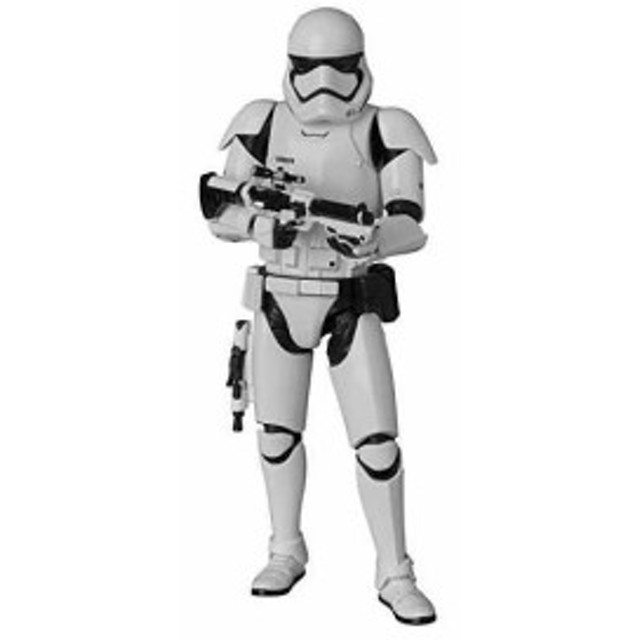 MAFEX マフェックス FIRST ORDER STORMTROOPER ファーストオーダーストームトルーパー『STARWARS』ノンスケール ABS&ATBC-PVC塗装済みア