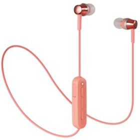 Bluetoothイヤホン ピンク ATH-CKR300BT PK