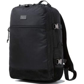 [NEW ERA(ニューエラ)] リュック スマートパック 25L ブラックxブラックスウェード