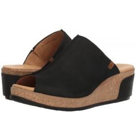 El Naturalista(エルナチュラリスタ) レディース 女性用 シューズ 靴 サンダル Leaves N5005 - Black 39 (US Women's 8-8.5) M (B) [並行輸入品]