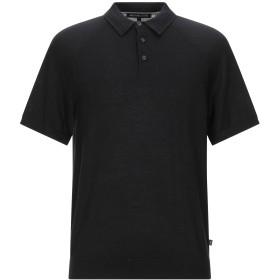 《期間限定セール開催中!》MICHAEL KORS MENS メンズ プルオーバー ブラック XS コットン 60% / レーヨン 40%
