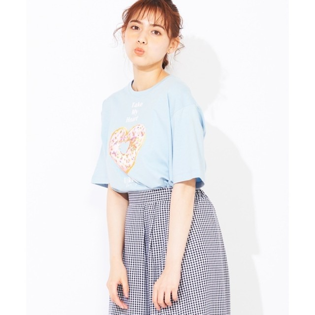 [マルイ]【セール】デザートフォトTシャツ/ウィゴー(メンズ)(WEGO)