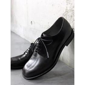 [シップス] SC レザー オックスフォード シューズ□ 115130831 90(27cm) ブラック 黒
