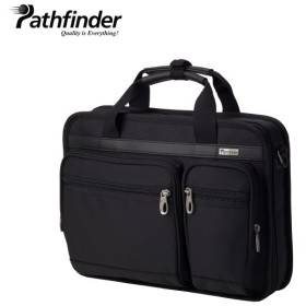 パスファインダー Pathfinder バッグ ビジネスバッグ ブリーフケース ショルダー メンズ AVENGER ブラック 黒 PF1801B