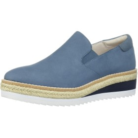 [Kenneth Cole New York] レディース Rainer Platform Slip On Espadrille with Sporty Outsole カラー: ブルー