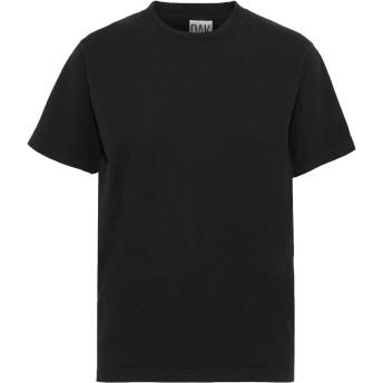 《セール開催中》OAK レディース T シャツ ブラック XS コットン 100%