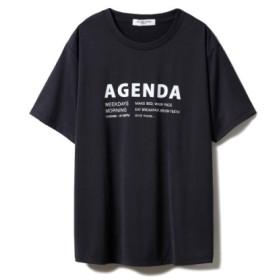 (gelato pique/ジェラートピケ)【GELATO PIQUE HOMME】ペアクールTシャツ/ユニセックス GRY