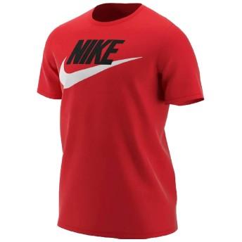 ナイキ(NIKE) フューチュラ アイコン S/S Tシャツ AR5011 レッド L