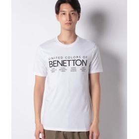 [マルイ] ロゴTシャツ・カットソー/ベネトン メンズ(UNITED COLORS OF BENETTON)