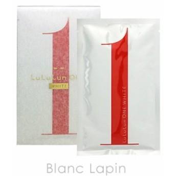 LuLuLun ルルルン ONE シートマスク WHITE 5枚 062656