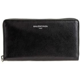 [バレンシアガ] BALENCIAGA 財布 長財布 ラウンドファスナー レザー アウトレット 519641 [並行輸入品]